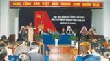 Thông báo mời dự họp ĐHĐCĐ năm 2016